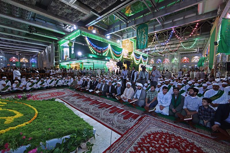 أمسية قرآنية في صحن أبي الفضل العباس عليه السلام 621448_44