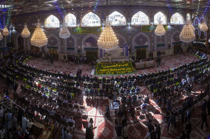 With the participation of 40 countries, the holy shrines of Imam al-Hussayn and al-Abbas (peace be upon both of them) opens the fifteenth edition of the World Cultural Festival of the Martyrdom Spring.