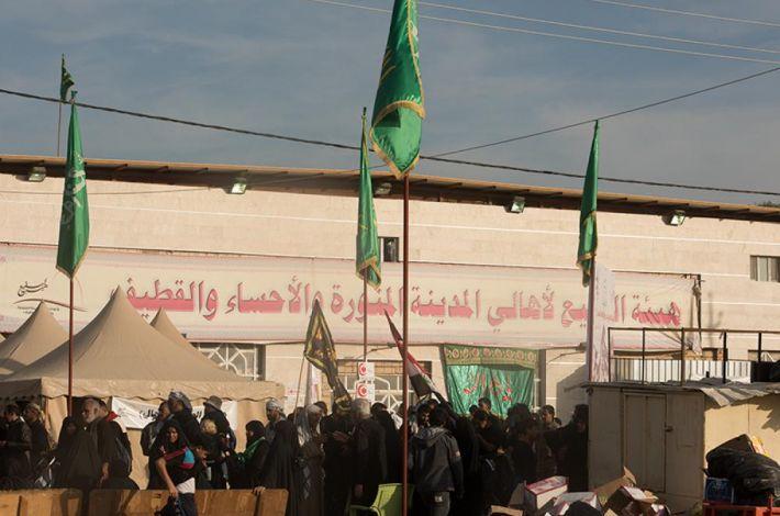 (48) موكباً عربيّاً وإسلاميّاً يشاطرون العراقيّين بمواكب عزائيةٍ وخدمية..