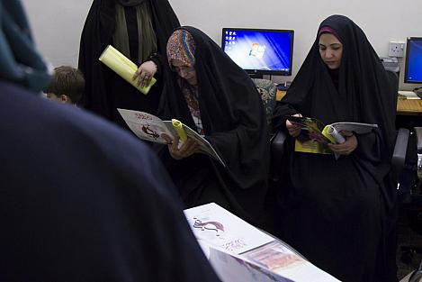 معهد القرآن الكريم / فرع النجف الأشرف يقيم دورة تخصُّصيّة بعنوان (كتابة البحث العلمي للدّراسات القُرآنيّة