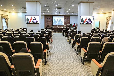 Les écoles religieuse Al Kafeel accueillent plus de 300 étudiantes et leur préparent un programme culturel et e conseil.